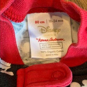 Hanna Andersson Pajamas - EUC Hanna Anderson Mickey Mouse Pajamas